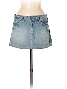Lucky Brand Denim Skirt 28 Waist