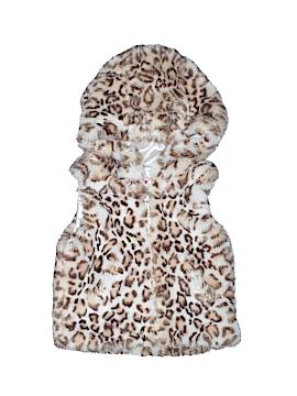 Urban Republic Faux Fur Vest Size 3T