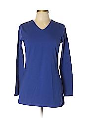 Zuda Women 3/4 Sleeve T-Shirt Size S