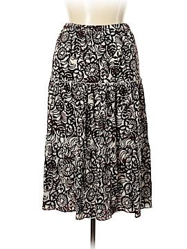 Grace Dane Lewis Silk Skirt Size 14