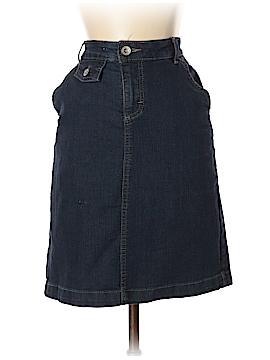 Merona Denim Skirt Size 4r