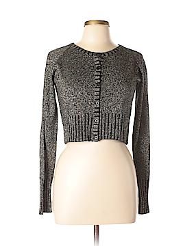 Fetching Silk Cardigan Size L