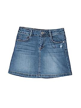 Zara Denim Skirt Size 8