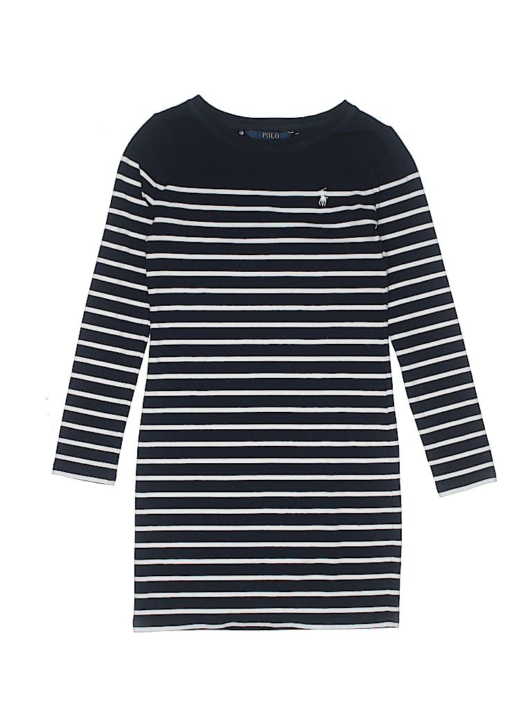 Pin it Polo by Ralph Lauren Girls Dress Size 8 - 10