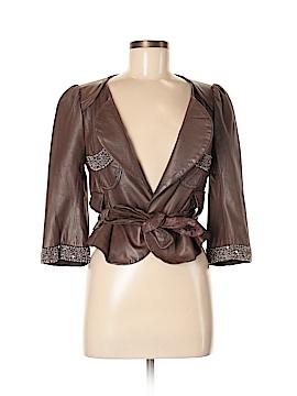 Hanii Y Leather Jacket Size 42 (IT)