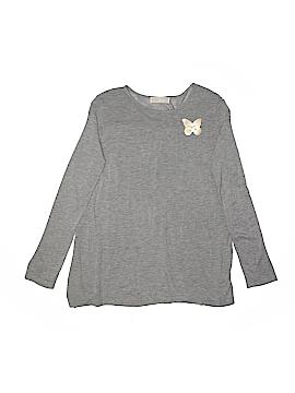 Zara Long Sleeve Blouse Size 9