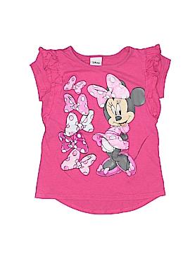 Disney 3/4 Sleeve T-Shirt Size 4T