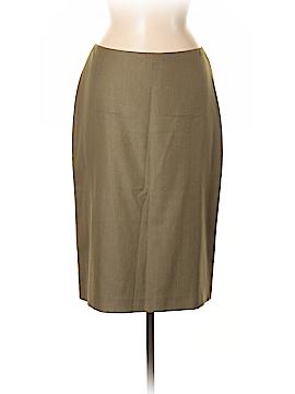 Ellen Tracy Wool Skirt Size 6