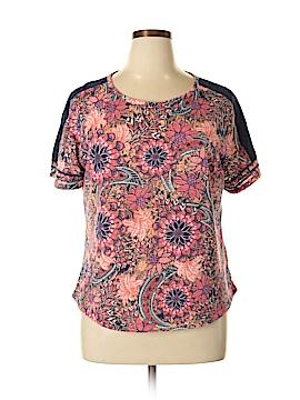 Per Una Short Sleeve T-Shirt Size 18 (AU) (Plus)