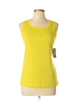 JM Collection Sleeveless Top Size XL