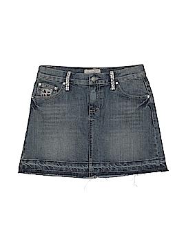 Vanilla Star Denim Skirt Size 14