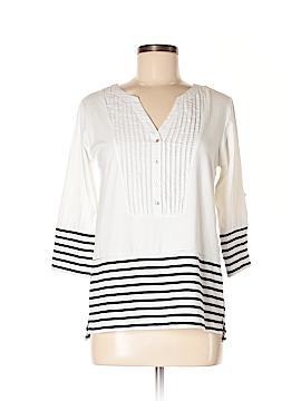 Lilis Closet 3/4 Sleeve Top Size M