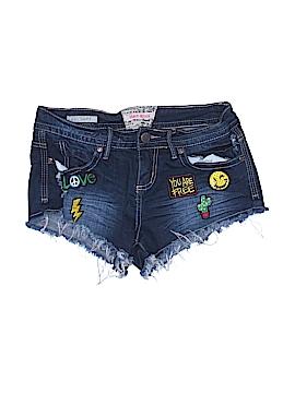 Hot Kiss Denim Shorts Size 3