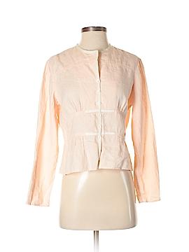 J.jill Long Sleeve Button-Down Shirt Size 4 (Petite)