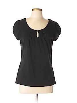 INC International Concepts Short Sleeve Top Size L (Petite)
