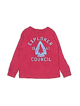 Lands' End Long Sleeve T-Shirt Size 4T