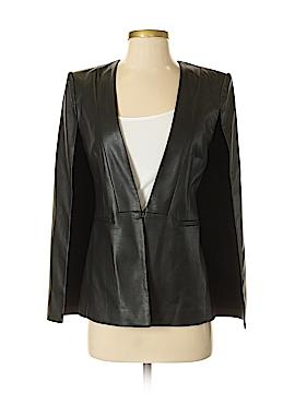 BCBGMAXAZRIA Faux Leather Jacket Size XS