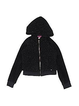 Juicy Couture Zip Up Hoodie Size 6 - 7