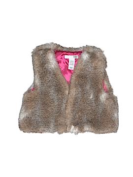 H&M Faux Fur Vest Size 5 - 6