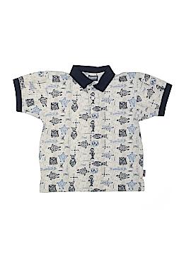 OshKosh B'gosh Short Sleeve Polo Size 6