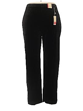 Avenue Velour Pants Size 26 - 28 (Plus)