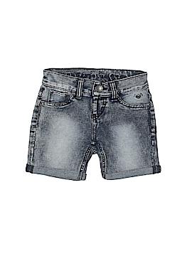 Justice Denim Shorts Size 7