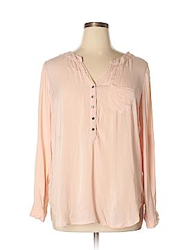 Torrid Long Sleeve Blouse Size 1 (Plus)