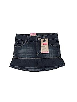 Levi's Denim Skirt Size 3T