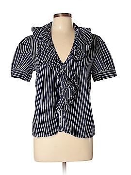 Ralph Lauren Short Sleeve Blouse Size 12