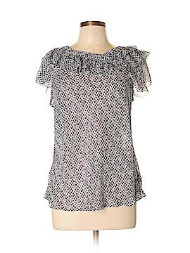 She said... Short Sleeve Blouse Size L