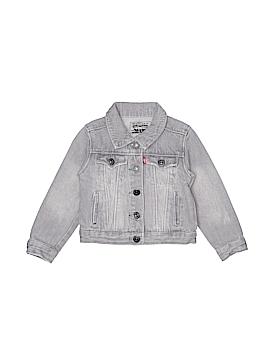 Levi's Denim Jacket Size 3T