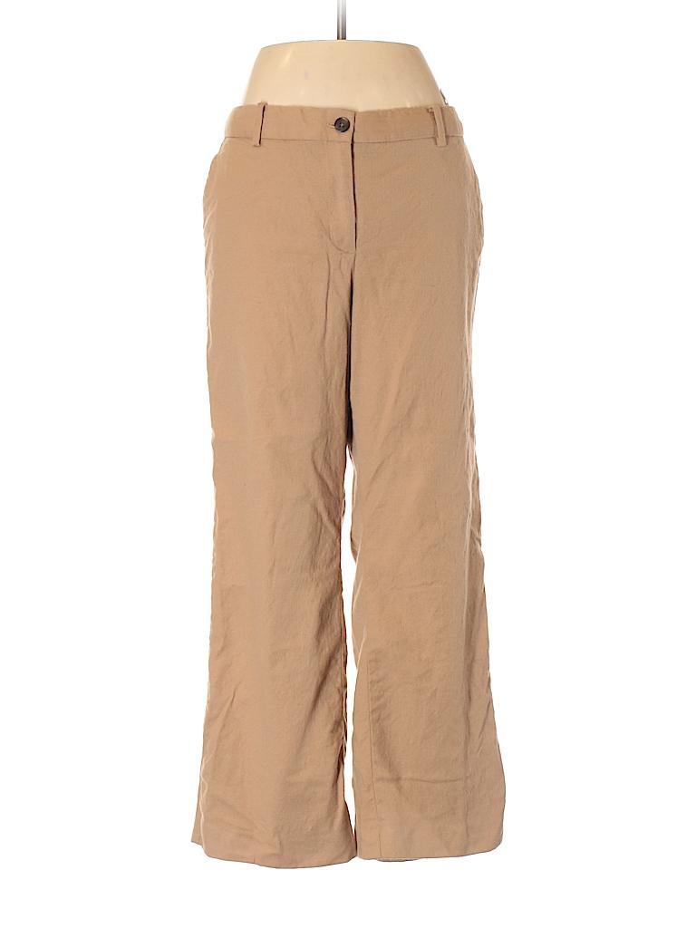 Talbots Women Khakis Size 16 (Petite)