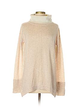 Andrea Jovine Cashmere Pullover Sweater Size S
