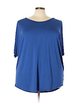 Sejour Short Sleeve Top Size 2X (Plus)