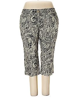 Susan Graver Casual Pants Size 24 (Plus)
