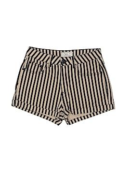 ChiQle Denim Architect Denim Shorts Size M