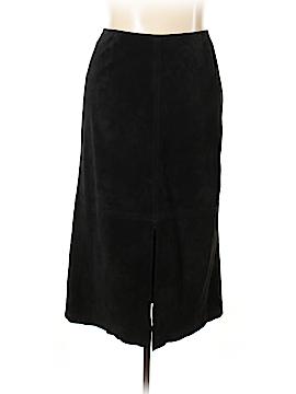 Alfani Leather Skirt Size 20W (Plus)