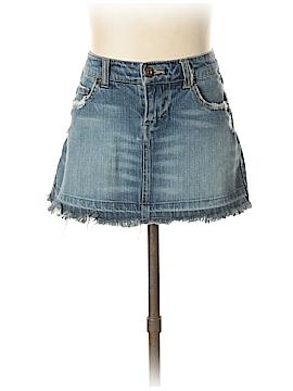 Celebrity Pink Denim Skirt Size 5
