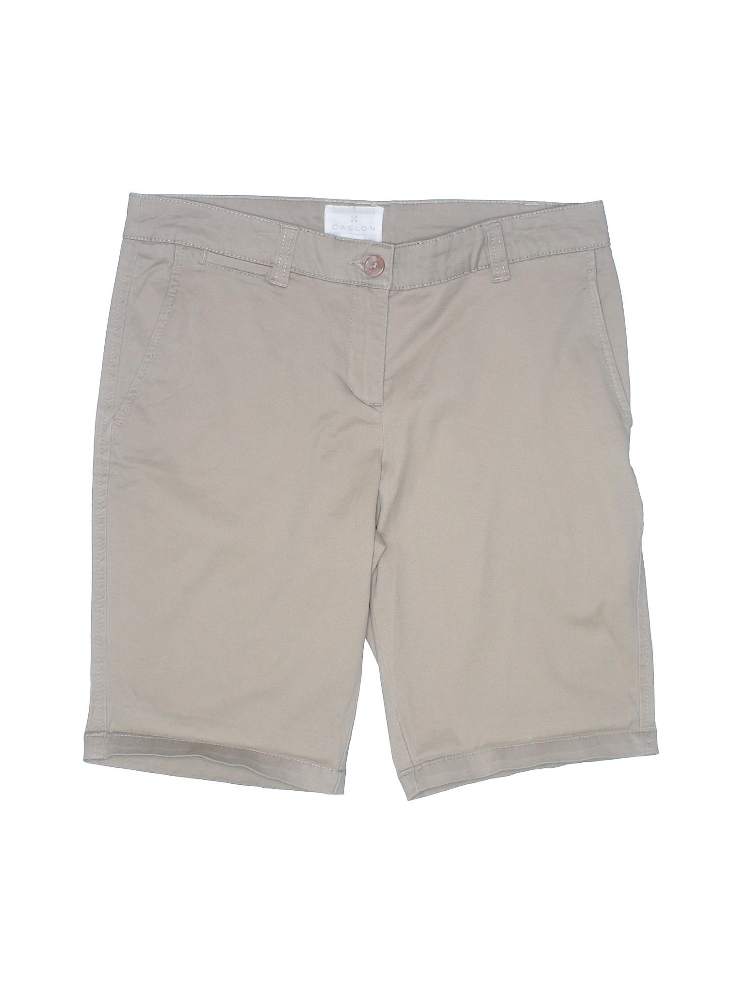 Boutique Boutique Khaki Shorts Caslon Caslon rrYx0a1n