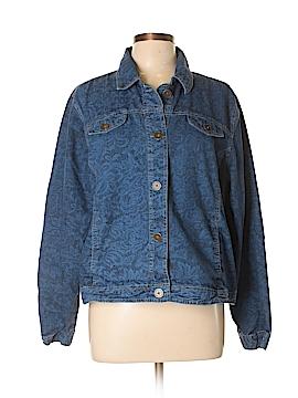 Gloria Vanderbilt Denim Jacket Size XL
