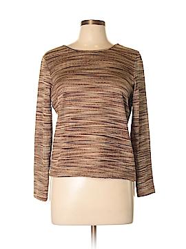 Rafaella Long Sleeve Top Size L