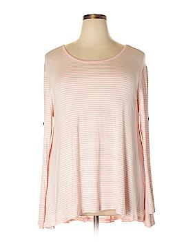 Simply Noelle Long Sleeve Top Size XXL