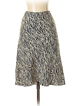 NY&Co Silk Skirt Size S