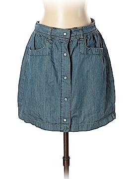 Charlotte Russe Denim Skirt Size 0
