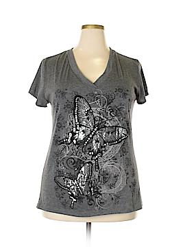 Lavish Short Sleeve T-Shirt Size 3X (Plus)