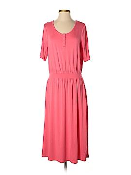 LOGO Casual Dress Size S