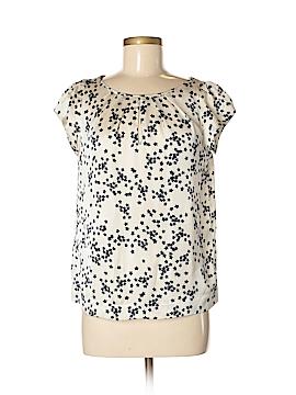 Zara Basic Short Sleeve Blouse Size 5
