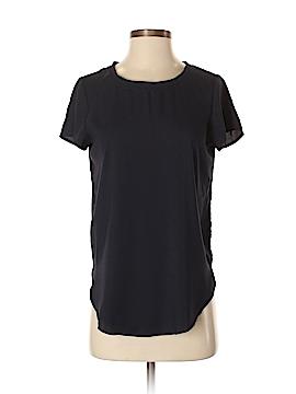 Ann Taylor Short Sleeve Blouse Size XS