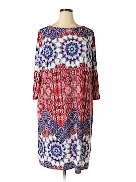 London Times Casual Dress Size 22W (Plus)