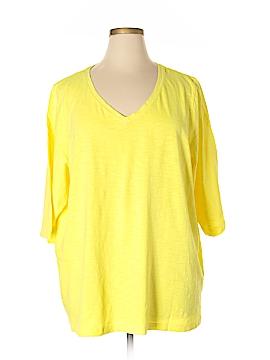 Catherines 3/4 Sleeve T-Shirt Size 18-20w Petite (Plus)